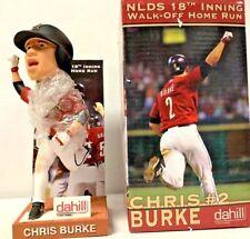 "2012 Houston Astros SGA Chris Burke Bobblehead ""18th Inning Walk-Off Home Run"""
