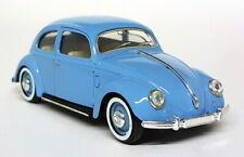 Solido 1/43 Scale - Volkswagen Beetle 1950 Light Blue diecast model car