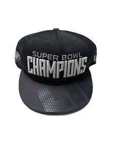 Philadelphia Eagles Super Bowl LII 52 Champs Nick Foles New Era snapback