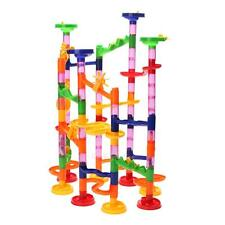 105pcs Water Pipe Building Blocks Kids Ball Race Track Maze Puzzle Toy K1B