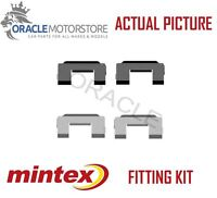 NEW MINTEX FRONT BRAKE PADS ACCESORY KIT SHIMS GENUINE OE QUALITY MBA1646
