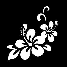 1 Aufkleber Orchidee Blumen Auto Sticker Decal 24 x 24 cm Tuning JDM