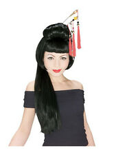 Geisha Wig for Adults  - Costume Accessory