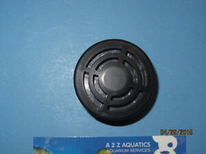 """1"""" LOW PROFILE STRAINER Intake Suction Screen SPIG, Black ABS Fittings"""