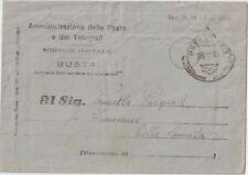 ITALIA 1948 FRANCHIGIA CASSIERE POSTALE BENEVENTO SU MOD.N.94 EDIZ.1946