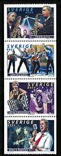 Sweden 1999  Booklet pane Dance bands.  Slania. MNH