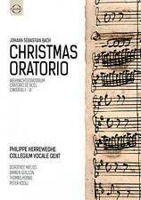 Bach: Christmas Oratorio, New DVDs