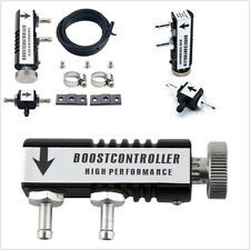 Professional Black 1-30PSI Autos Manual Turbo Boost Controller Boost Bleed Valve