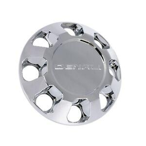 OEM NEW Wheel Center Cap Chrome DENALI Logo 2015-2020 GMC Sierra 2500 22909152