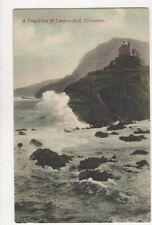 A Rough Sea Off Lantern Hill Ilfracombe [JWS 883] Vintage Postcard 783a