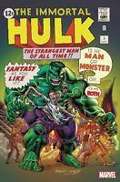 IMMORTAL HULK #33 Bennett Homage 750th HULK Issue - NM or Better - Ships 3/25