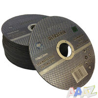 """Metal Cutting Discs 1mm Ultra Thin 4 1/2"""" 115mm Angle Grinder Disc Steel"""