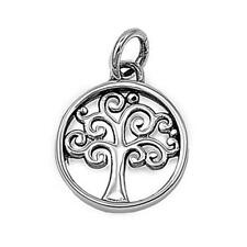 Tree of Life  .925 Sterling Silver Pendant