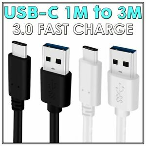 FAST CHARGING Type C USB Sync Charger Cable for Samsung Galaxy S9 S8 S10 E Plus