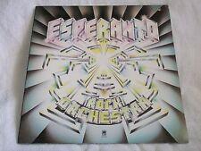 """1973 Issue VG/NM Cover/Record """"Esperanto - Rock Orchestra"""" Promo Copy A&M SP4399"""