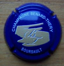 capsule de champagne jeroboam en relief  benard thery NR