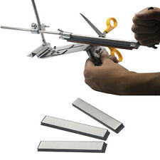 3PCS Durable Professional Sharpening Kitchen Knife Sharpener Stones Tools