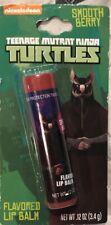 Nickelodeon .12oz Teenage Mutant Ninja Turtles Smooth Berry Flavored Lip Balm