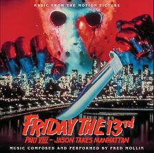 Friday The 13th Part VIII - Complete Score - Limited 2000 - Fred Mollin