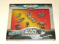 1995 Star Wars Micro Machines Space Collectors Edition Empire Strikes Back NIB!