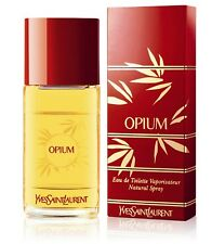 YSL OPIUM EAU TOILETTE - 100 ML 3.3 FL. OZ. -YVES SAINT LAURENT  OLD EDITION