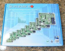 Supermicro X8SIE-LN4-O LGA1156 Intel 3420 DDR3 4xGbE ATX Server Motherboard NEW!