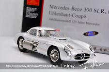 CMC 1:18 Benz 300 SLR 1955 Silver