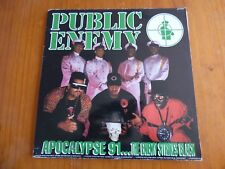 PUBLIC ENEMY Apocalypse 91... The Enemy Strikes Back 2LP