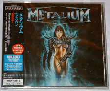 Metalium - As One Chapter Four JAPAN  IMPORT CD FACTORY SEALED WITH OBI