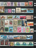 Australian stamp collection. 47 stamps.Free postage Australia. A8