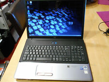 """17"""" hp laptop working with charger"""