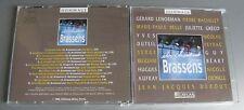 ILS CHANTENT BRASSENS (CD) BEART GRECO REGGIANI DEBOUT CROISILLE BACHELET DUTEIL