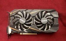 Gigabyte GeForce GTX 1060 Windforce OC 3GB GDDR5 Graphics Card GV-N1060WF2OC-3GD