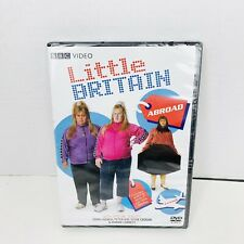 Little Britain Abroad DVD 2007 BBC Free Shipping