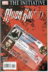 Moon Knight (2006 Series) #13 December 2007 Marvel NM- 9.2