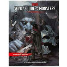 D&D Dungeons & Dragons Volos Guide to Monsters