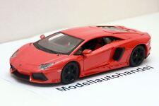 LAMBORGHINI Aventador lp700-4 - 2014 - 1:24 Maisto