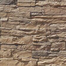 Wand Verblender Steinoptik, Wandverkleidung - Vivid Bronze - 1 Musterstück