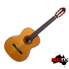 Katoh MCG40C 4/4 Classical Guitar Solid Cedar Top Pro-SCM Professional setup for sale