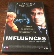 DVD / INFLUENCES avec AL PACINO..KIM BASSINGER..TEA LEONI
