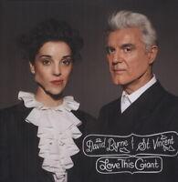 David Byrne - Love This Giant [New Vinyl LP]