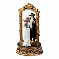 Phantom and Christine Mirror Figurine 842970051848 San Francisco Music Box