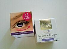 Christian Breton. Priority Eye Care.  Anti-Fatique Gel, 15 ml