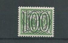 Nederland  371 Guilloche 100ct   MNH/postfris CV 47 €