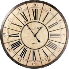 Roman Numeral Wall Clock ~ 60Cm Grand Hotel Clock