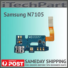 Genuine Samsung Galaxy Note 2 II N7105 Dock Charging Port Flex Cable Replacement
