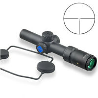 DISCOVERY HD 1-4X24IR Zero Lock Shock Proof Tactical Hunting Rifle Scope Sight