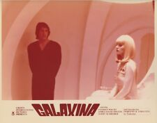 "1972 Vintage Press photograph ""GALAXINA"" - DOROTHY STRATTEN"