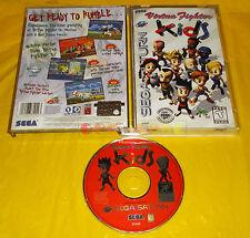 VIRTUA FIGHTER KIDS ZERO Sega Saturn Versione Americana NTSC ○○○○○ USATO
