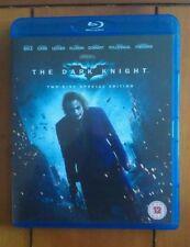 Christopher Nolan's DC Batman: Dark Knight (Blu-Ray; Region Free; Bale; Ledger)